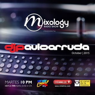 Paulo Arruda Mixology Radio Show • 107.5 YEAH! (Costa Rica) October | 2015