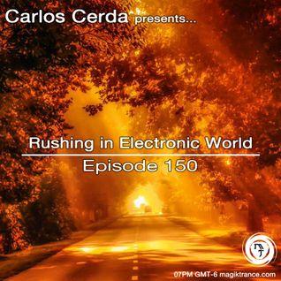 Carlos Cerda - RIEW 150 (21.06.16)
