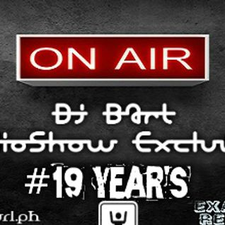 Dj Bart - On Air #19Years