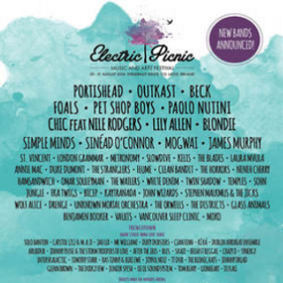 Electric Picnic 2014 Part I - Electricitat (Leictreachas) - 17-07-2014 Broadcast