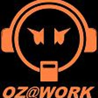 JPMTRAXX (Radio Plus FM) present Oz @ Work (B-Mix) : Technoverdrive 28/04/12