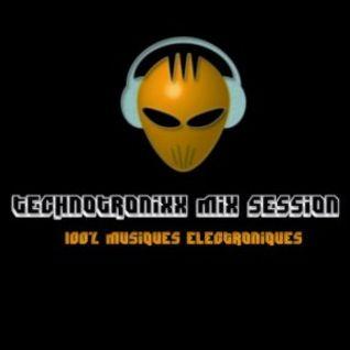 Technotronixx Mix Session ep180 Podcast - Mix by Indi-K