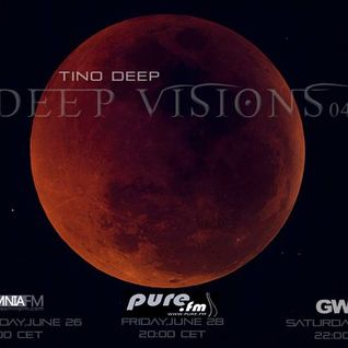 Tino Deep - Deep Visions 047 [June 28, 2013] On Pure.FM