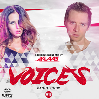 Voices #13 (Exclusive Guestmix - KLAAS)