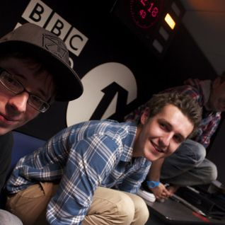 Fred V & Grafix (Hospital Records) @ Crissy Criss D&B M1X Radio Show, BBC 1Xtra (05.01.2012)