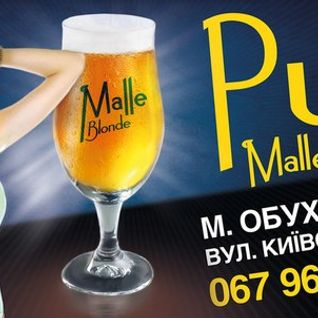 Live @ Pub malle beer