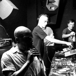 Jungle Juke Massive Mix for RBMA Radio
