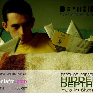 Depthide - Hidden Depths 010 Incl Neptun 505 Guestmix [06 Jun 2012] on Insomniafm