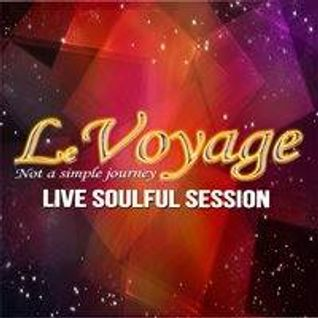LeVoyage on UMR Radio  ||  Tony Loreto  || 02_06_14