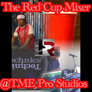 THE Hotline RED CUP MIXER( R-Trane & Coach K)