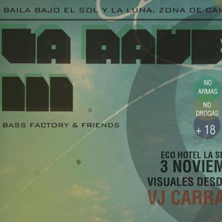 Andres Gaviria (Technosis) @_La Rave III_03-11-2012