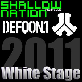 Defqon 1 Australia 2011- Shallow Nation White Stage