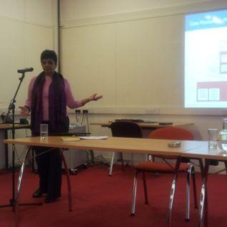 IDS Transforming Nutrition Seminar - Suneetha Kadiyala