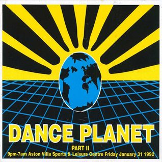 LTJ Bukem - Dance Planet x Back in the Day Live 1992