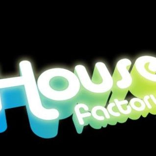 Steve Deluxe on Crazy.fm, House Factorya Radio show