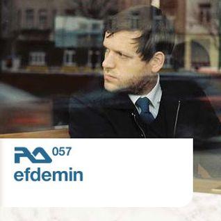 RA.057 Efdemin