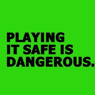 David Duriez Playing it Safe is Dangerous Episode #5