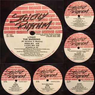 Strictly Rhythm !!! Deepest NY Grooves mix !!! '90-'92 ★ G. Pizzaro ★ G. Morel ★ B.O.P ★ Roger S