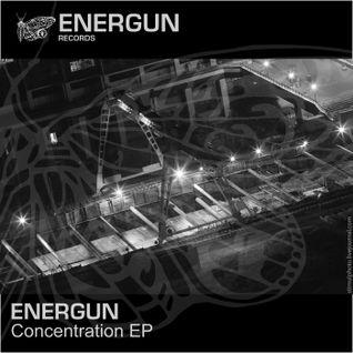 Energun - Concentration EP - ENR032 - Energun Records