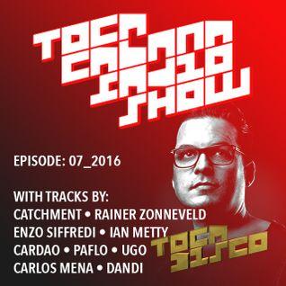 TOCACABANA RADIO SHOW 07_2016