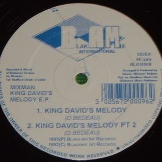 King David's Melody: Mystical 1990s Dub Selection