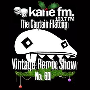 KFMP: Vintage Remix Show - Show 60 18-12-2015