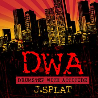 DWA-Drumstep with Attitude mini mix