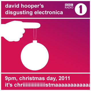 David Hooper's Disgusting Electronica - 25 Dec 11