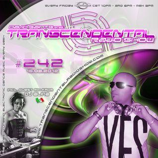 David Saints pres. Transcendental Radio Show #242 (16/03/2012)