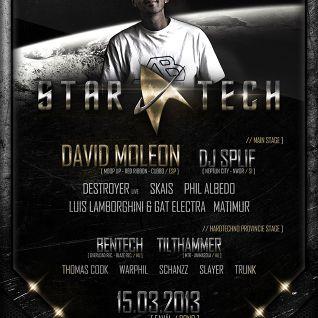 Liveact @ StarTech 15.3.2013 Club Faval Brno CZ