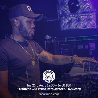 P Montana w/ Urban Development & DJ Scarfz - 23rd August 2016