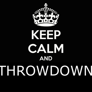 THE TUESDAY THROWDOWN SHOW.