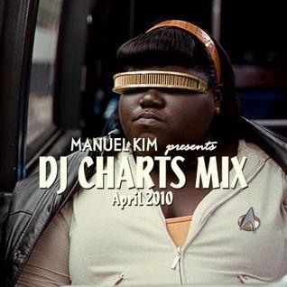 Manuel Kim DJ Charts April 2010