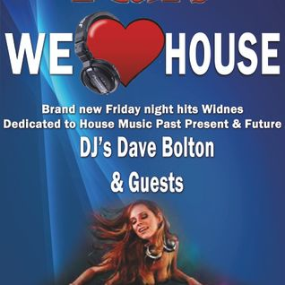DJ Dave Bolton LIVE @ Rui's - WE LOVE HOUSE (Past Present & Future) Every FRIDAY Night