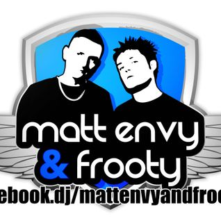 Matt Envy & Frooty Spring 2011 PROMO MIX