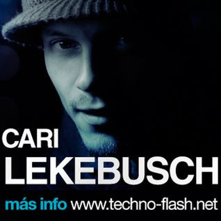 Cari Lekebusch - Promomix Techno-Flash 2014