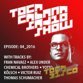 TOCACABANA RADIO SHOW 04_2016