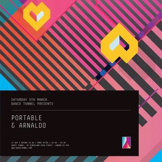 Live at Dance Tunnel: Arnaldo - 5th March 2016