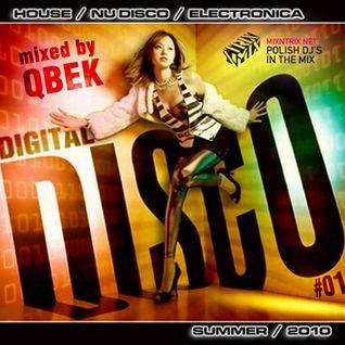 qbek - digital disco #01