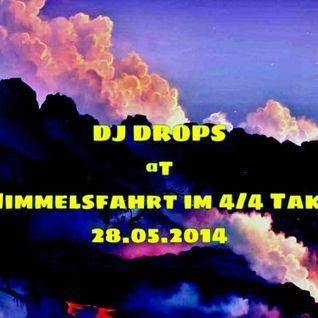 DJ Drops @ Himmelsfahrt im 4/4 Takt (28.05.2014)