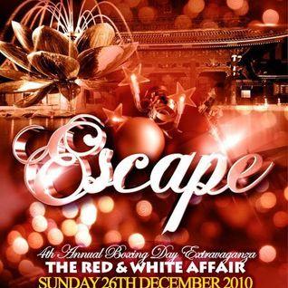 Supamaks & Babycham live @ Escape 26/12/2010