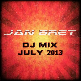 DJ Mix July 2013