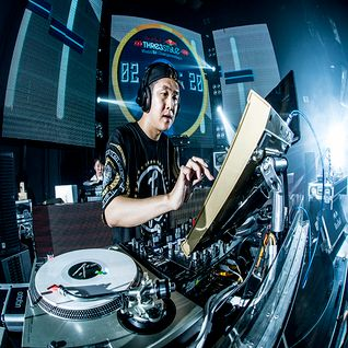 DJ Hunter-Korea-Seoul Thre3Style National final