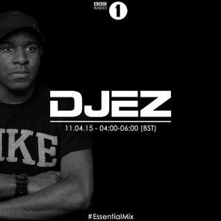 DJ EZ - BBC Essential Mix 2015 - 11 April 2015