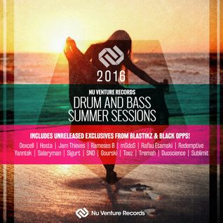 Drum & Bass Summer Sessions 2016: Release Mix [NVR030: OUT NOW! 32 Tracks ONLY £5.99!]