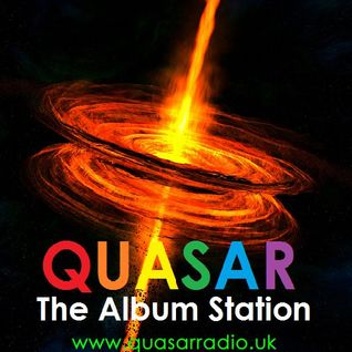 Frank Cookson Show 20.11.15 Quasar The Album Station