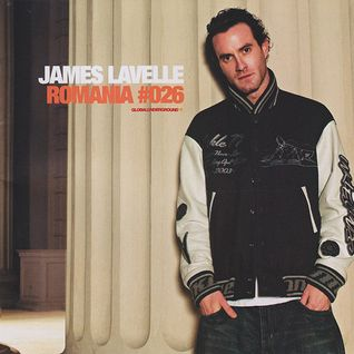 James Lavelle - GU 026 - Romania (CD 1)
