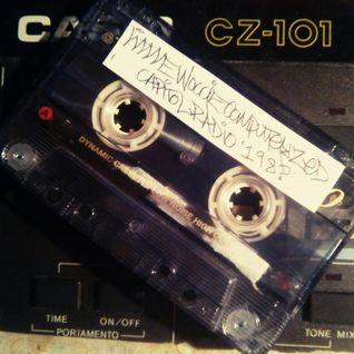 Little Woccie - Computerized on Capital Radio (198? - Side B - Cassette Tape Rip)