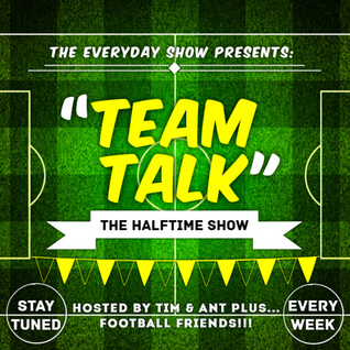 Team Talk: Episode Eight w/ Football Friend Banj (23/04/16)