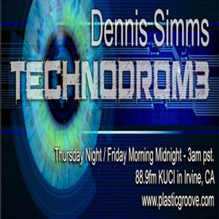 Technodrom3 08-08-2013 - Dennis Simms